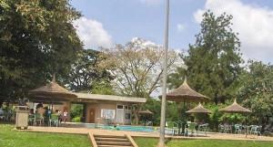 IITA Poolside